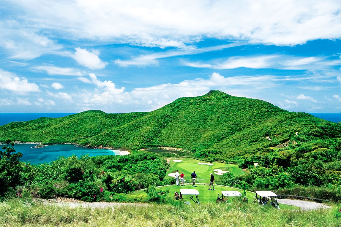 The Best Golf Course Caribbean