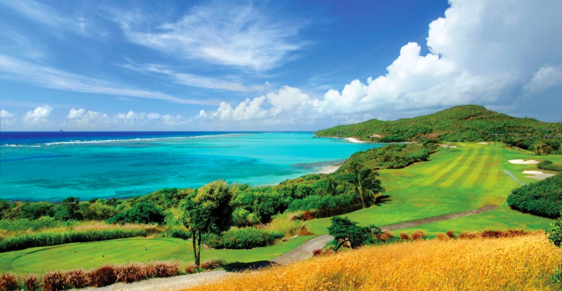 Best Golf Course St Vincent