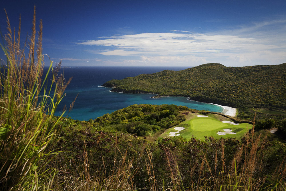 Golf Course Caribbean